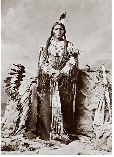 Chief Crazy Horse Is this picture legitimate.  I thought there were no known…