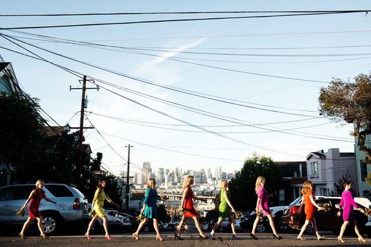 San Francisco Destination Bachelorette Party | Photography: Photogen Inc.