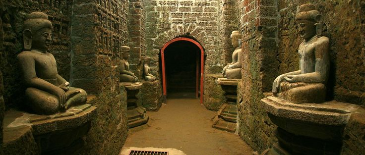 #daytrip Mrauk U is an archaeologically important #town in northern Rakhine State, Myanmar.