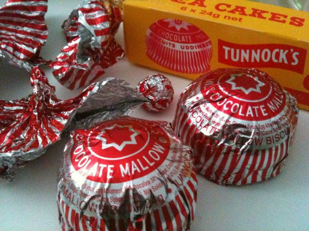 Tunnock's Tea Cakes. | 21 Delicious Scottish Treats Everyone Should Try