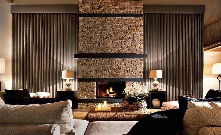 I camini in pietra portano in casa tutto il fascino delle case antiche in cui tutte le attività quotidiane si svolgevano intorno al fuoco. La pietra è un materiale naturale, resistente e duraturo.