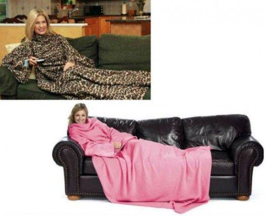 Giyilebilir Kollu Battaniye
