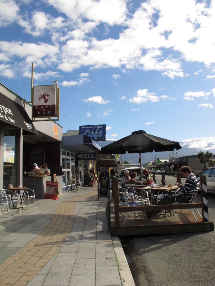 Kaikoura in Canterbury