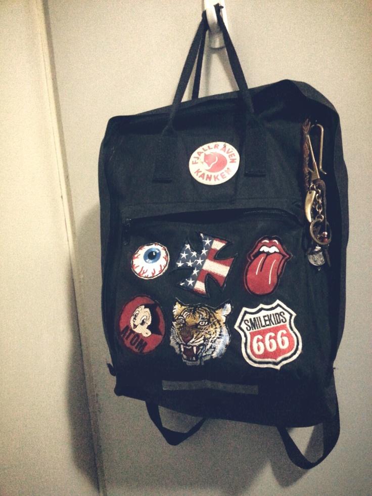 28 Best K 229 Nken Diy Images On Pinterest Backpacks