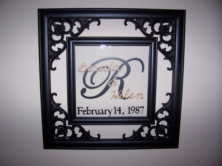 Gifts For A 25th Wedding Anniversary: 27 Best Images About 25th Anniversary On Pinterest