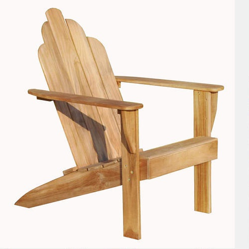 One of my favorite discoveries at WorldMarket.com: Teak Adirondack Chair
