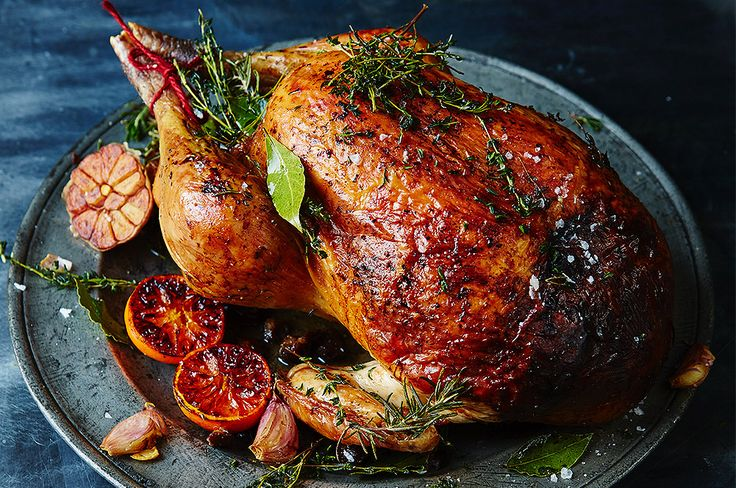 There are fewer things more daunting than staring at a gigantic, naked turkey on Christmas morning, so we've rounded up some turkey tips to help you out