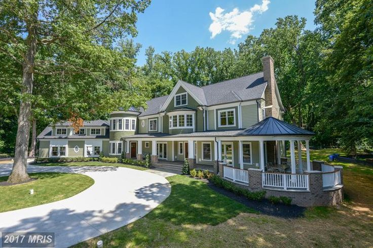 New Modern Homes In Maryland