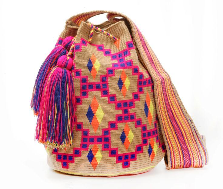 Cielito Bag - Wayuu Bag | Chila Bags