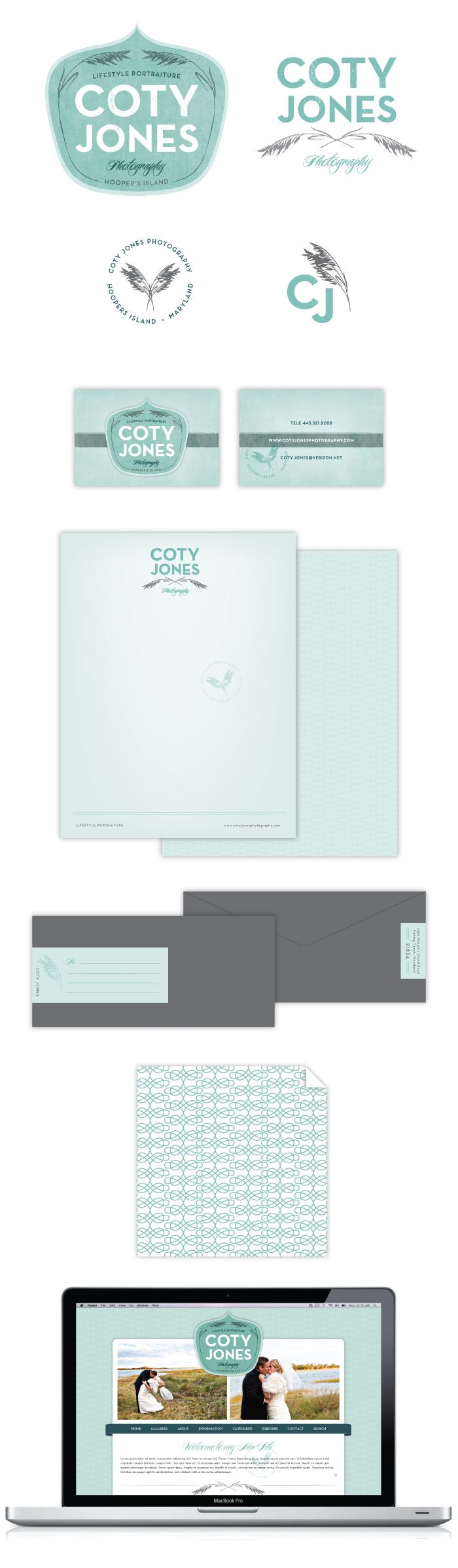 Coty Jones | Braizen | Branding & Design for Small Business: Design Inspiration, Branding Design, Business Logos Branding, Grey And White, Jones Logos And Branding, Small Business, Logos Design, Logos Inspiration, Design Set
