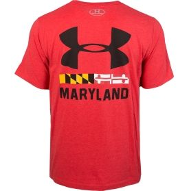 Under Armour Men s Maryland Local Flag Graphic T-Shirt - Dick s Sporting  Goods 7b67d41eec3