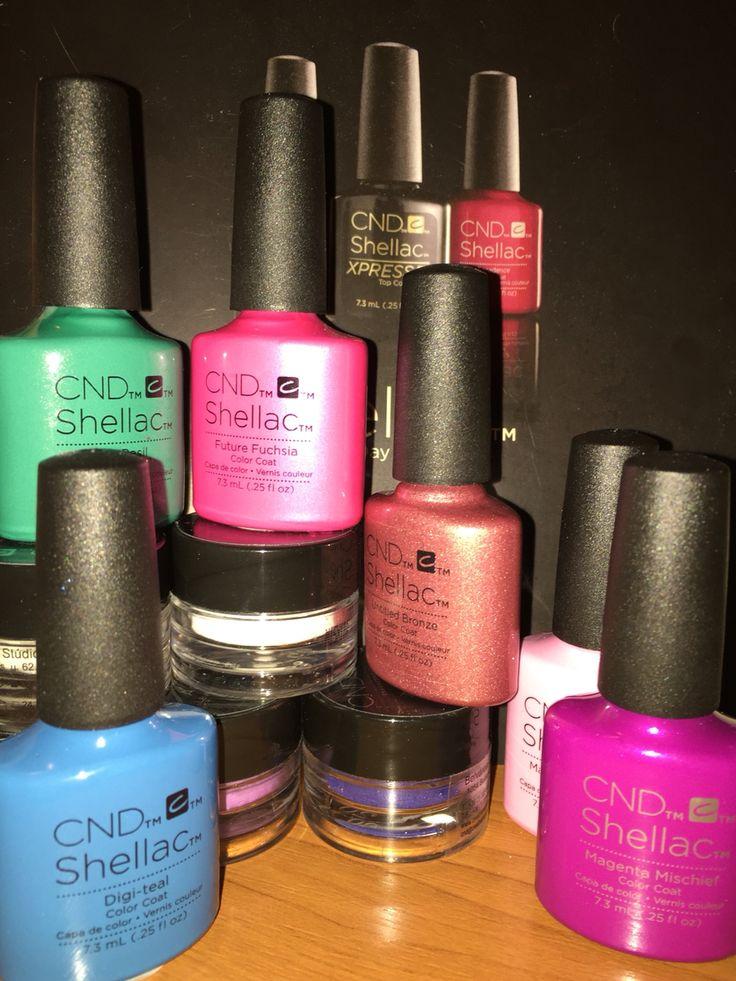 Shellac colours & additives 2016