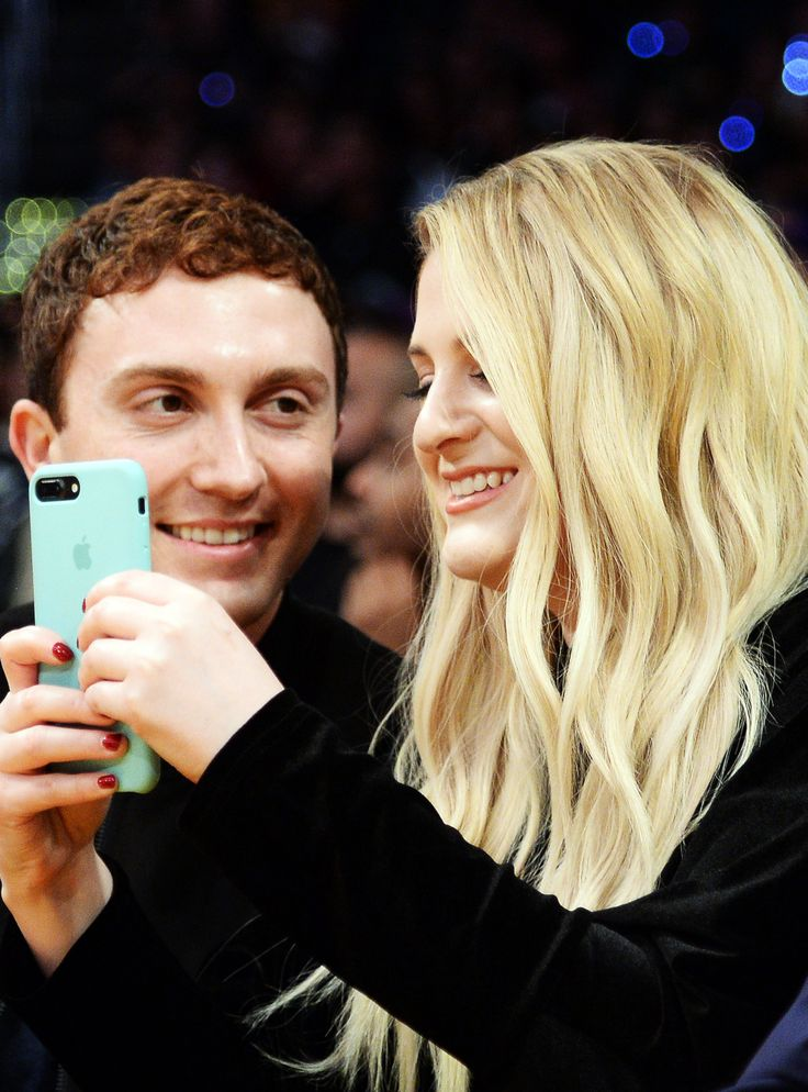 Meghan Trainor And Daryl Sabara Celebrated Their First Anniversary http://r29.co/2sr7MG8
