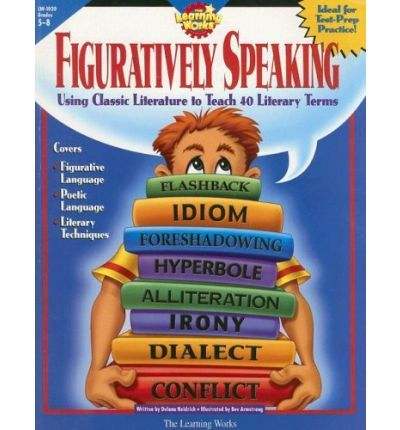 This resource book draws on classic literature to illustrate the use of 40 basic literary terms. Divided into sections on figurative language, poetic language, and literary techniques, the book covers hyperbole, metaphor, irony, imagery, dialect, plot, alliteration, onomatopoeia, allusion, conflict, and lots more! The first page of each lesson includes a definition of the term and one or more samp...