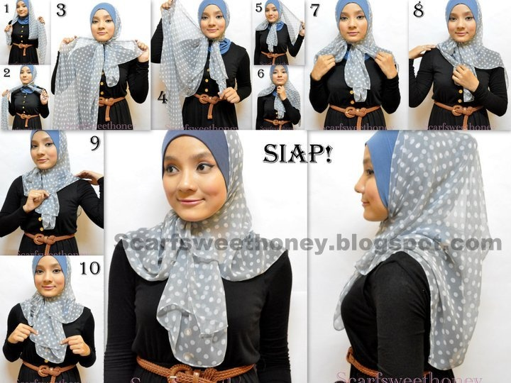 Hijab - how to_2