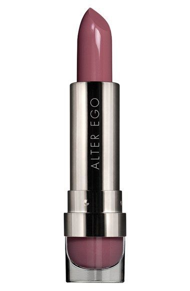 LORAC Alter Ego Lipstick in Goddess is a beauiful mauve.