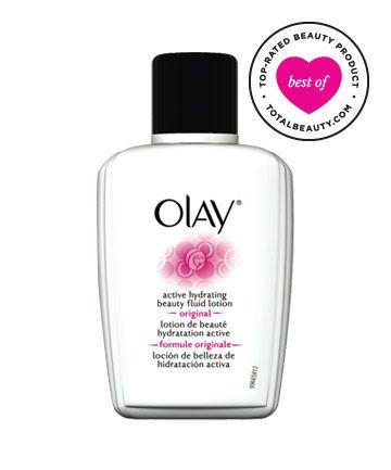 Best Drugstore Moisturizer No. 5: Olay Active Hydrating Beauty Fluid Lotion - Original, $9.99