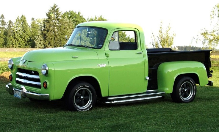 1954 Dodge C1 Pickup Camions Machines Agricoles