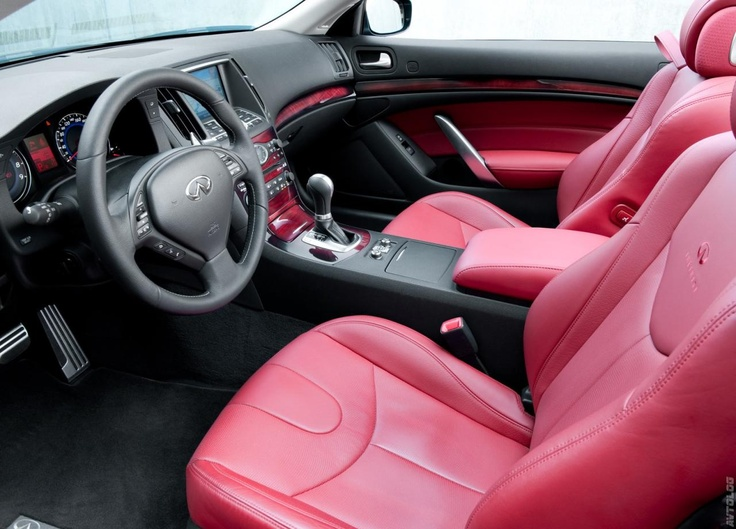 1000 ideas about infiniti g37 on pinterest nissan gt r - Infiniti g37 red interior for sale ...