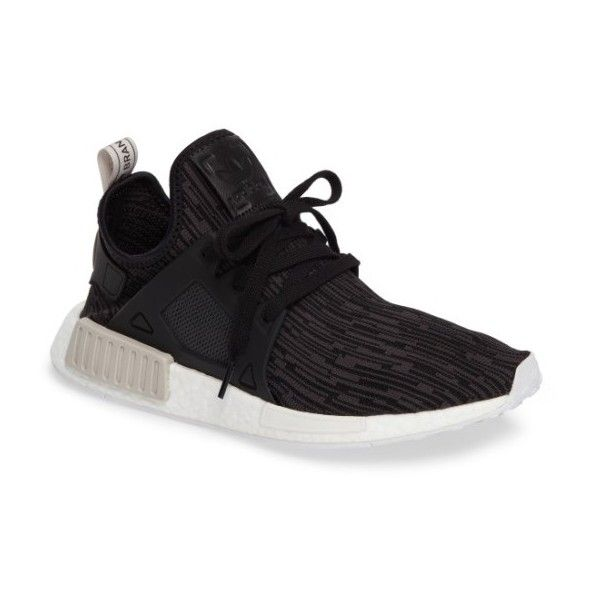 Women's Adidas Nmd Xr1 Athletic Shoe ($150) ❤ liked on Polyvore featuring shoes, athletic shoes, adidas, adidas footwear, caged shoes, adidas shoes and adidas athletic shoes