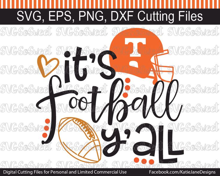 A personal favorite from my Etsy shop https://www.etsy.com/listing/537078186/tennessee-svg-tn-football-svg-its