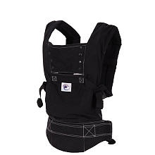 ERGObaby Sport Baby Carrier - Black with White Stitching $114.99