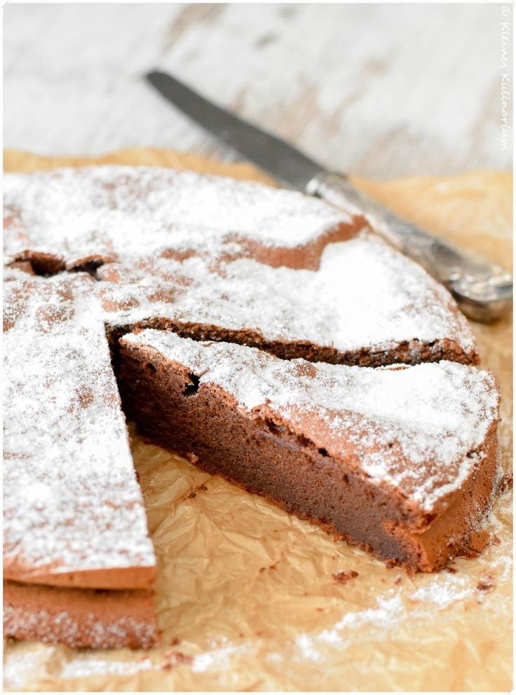 Schokoladenkuchen - Gateau au chocolat