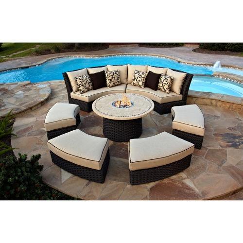 12 best outdoor furniture images on pinterest | costco, mission