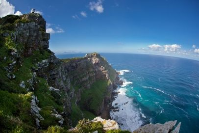 Cape Point Table Mountain National Park in South Africa