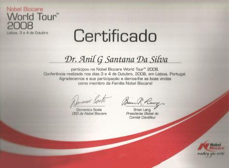 Nobel Biocare world Tour