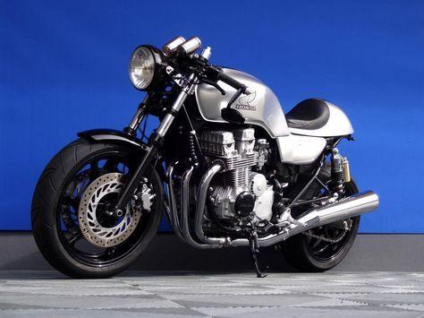 occasion honda cb 750 f2 seven fifty cafe racer vogel motorbikes sch pfheim