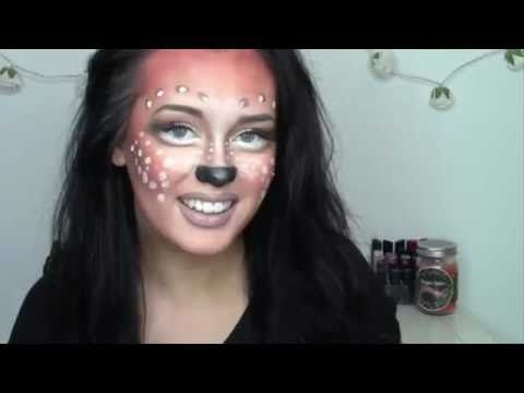Deer Makeup Tutorial: For Halloween | Makeup Tutorial Video... See More Here : http://goo.gl/jDA1dc  Follow the instructions, This step-by-step video guide will show you EXACTLY how to get started...  Hope Your Enjoy! ..... Like, Share, Comment & Subscribe Us!  More Makeup Tutorial videos ... Click Here: https://www.youtube.com/channel/UC3SbRN6zFEgCdnKHZj28B4w #halloweenmakeup #halloweenmakeuptutorial #makeup #makeuptutorial #easymakeup #makeupvideos