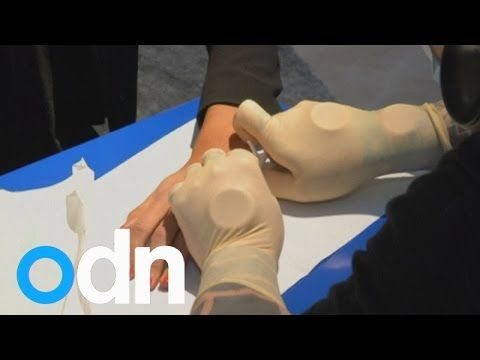 Implanted Technology Is Changing The Day-To-Day Tasks Of These Office Workers [VIDEO]