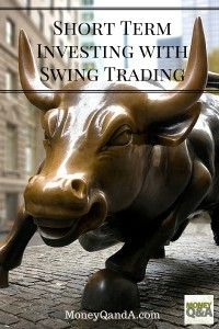 Investing with Swing Trading - I have been buying and selling stocks at a rapid rate lately. It haven't been day trading, but I haven't held a stock for more than a week before selling it. I've been swing trading.I have been swing trading with a small portion of my investment portfolio. I have been buying and selling stock and holding shares for only a few days in the hopes of short term price movements. And, I am really loving it I have to admit.