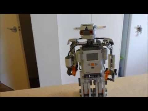 Beginning Lego Robotics - YouTube