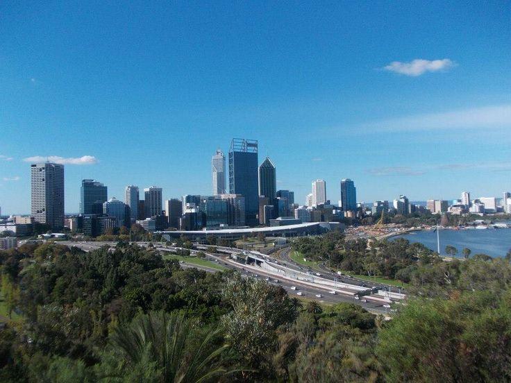 Kings park and botanic graden Perth