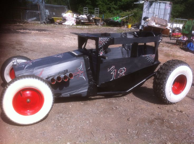 wheelbarrow rat rod soap box gokart pinterest soaps. Black Bedroom Furniture Sets. Home Design Ideas