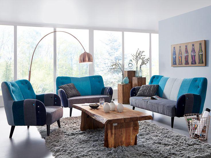 Die besten 25+ Sofa türkis Ideen auf Pinterest Mint room, Couch - wohnzimmer ideen grau turkis