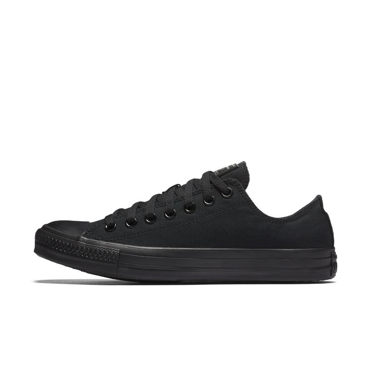 Converse Chuck Taylor All Star Low Top Shoe Size 13 (Black)