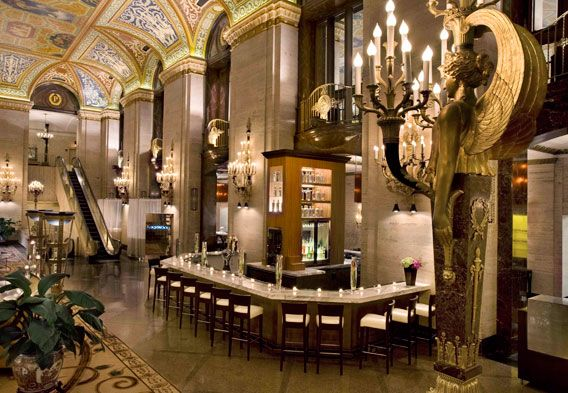 Palmer House Chicago History