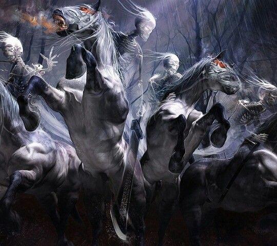 The Four Horsemen of the Apocalypse Critical Essays