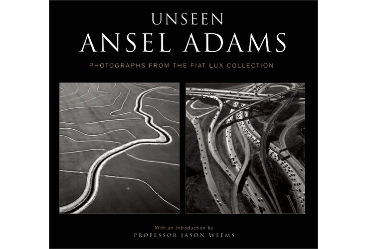 Unseen Ansel Adams on One Kings Lane today