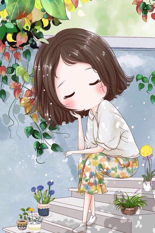 cierro los ojos para olvidar! | annie | Cute chibi, Cute ...