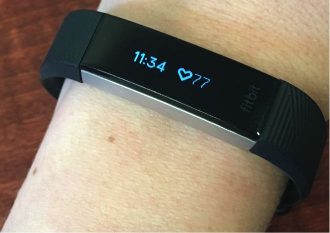 For $20 more than the Fitbit Alta, you get heart rate tracking, which can make a big difference in your day.