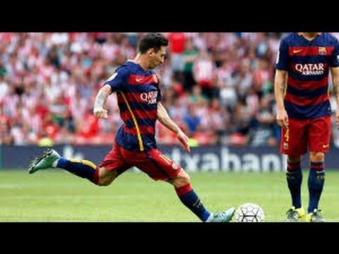Leo Messi Golazo versus Sevilla Seen from different angles. Video Compil...
