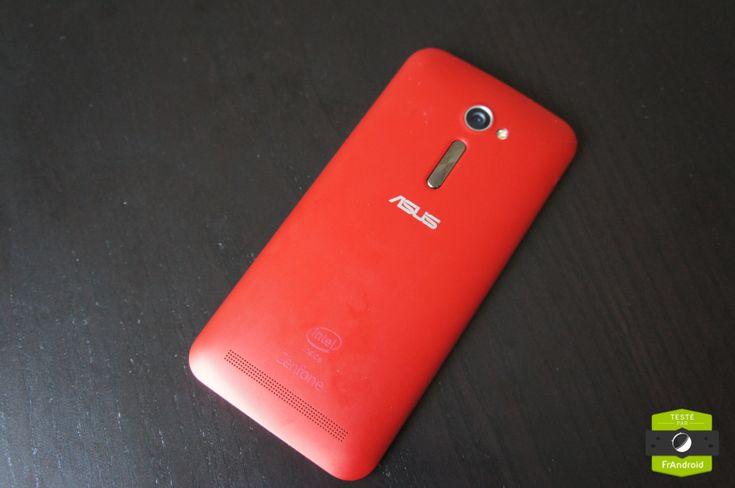 Test de l'Asus ZenFone 2 (ZE500CL), le petit frère qui déçoit - http://www.frandroid.com/test/292056_test-asus-zenfone-2-ze500cl  #ASUS, #Smartphones, #Tests