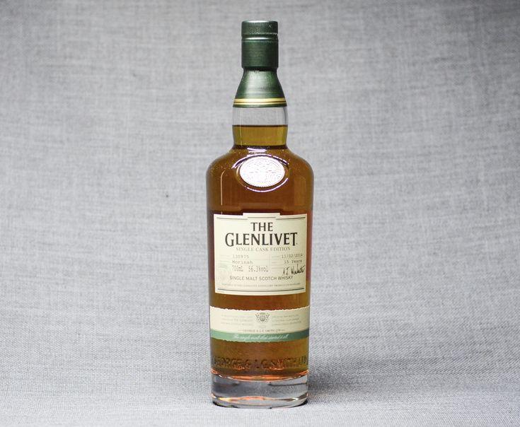 "🥃 - Whisky #2 @ The Whisky Show Sydney Glenlivet Morinsh Single Cask 15 - from smwhisky.com.au Single Malt Scotch Whisky ""Honey, Ripe Pear, Dark Chocolate, Sweet Ginger"""