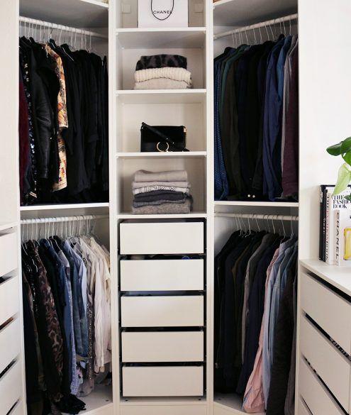 Die besten 25+ Pax kleiderschrank Ideen auf Pinterest Ikea pax