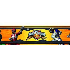 Power Rangers Border - Super Legends