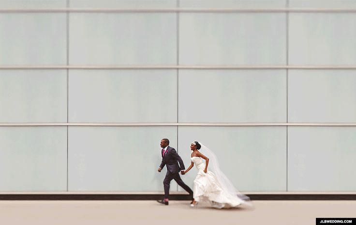 There's A Whole New Way To Capture The Wedding Experience -- And It's Absolutely Beautiful - - some of these are better then others but awesome idea